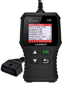 Complete OBDII Functionality